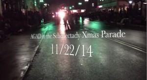 AGAD Schenectady Parade 2014